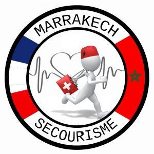 logo marrakech secourisme